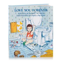 potty book